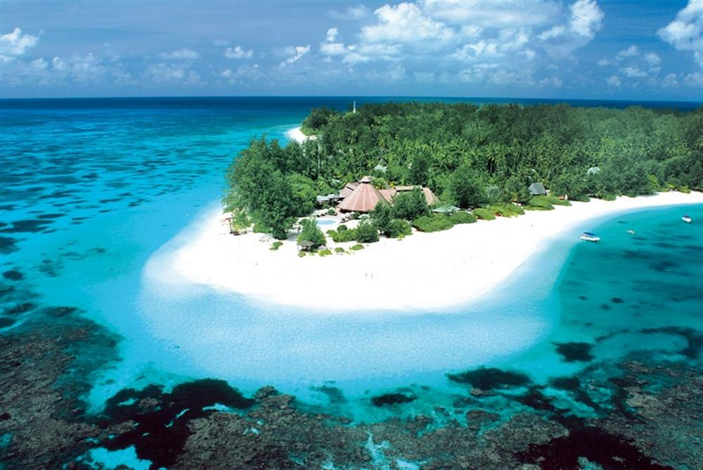 Denis Private Island