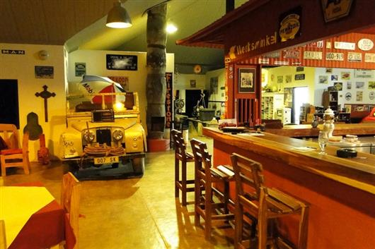 Cañon Roadhouse