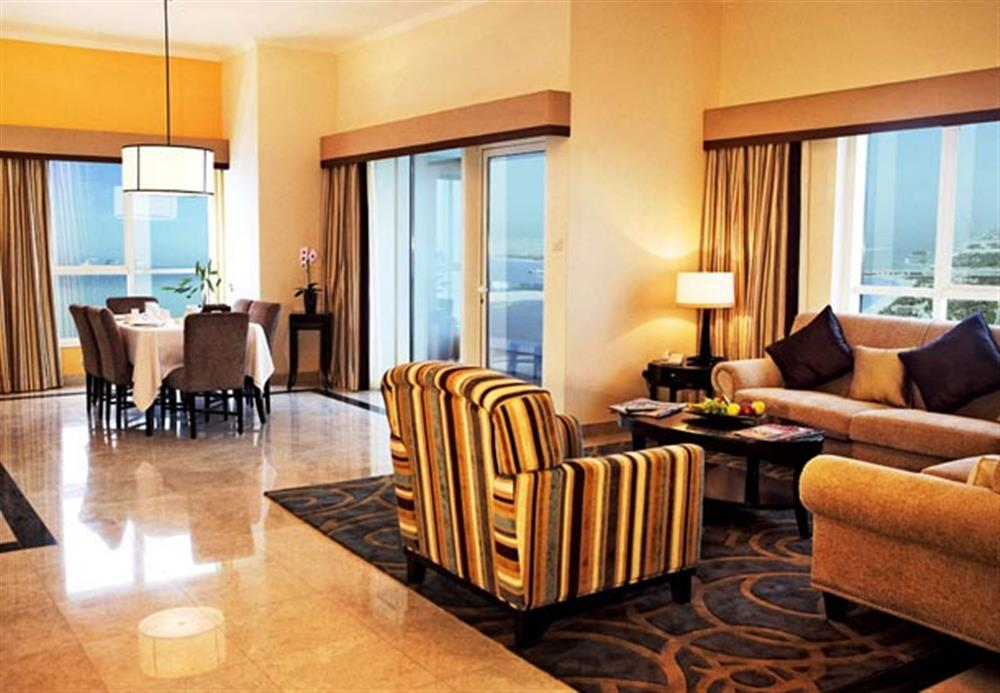 Dubai Marriott Harbour Hotel