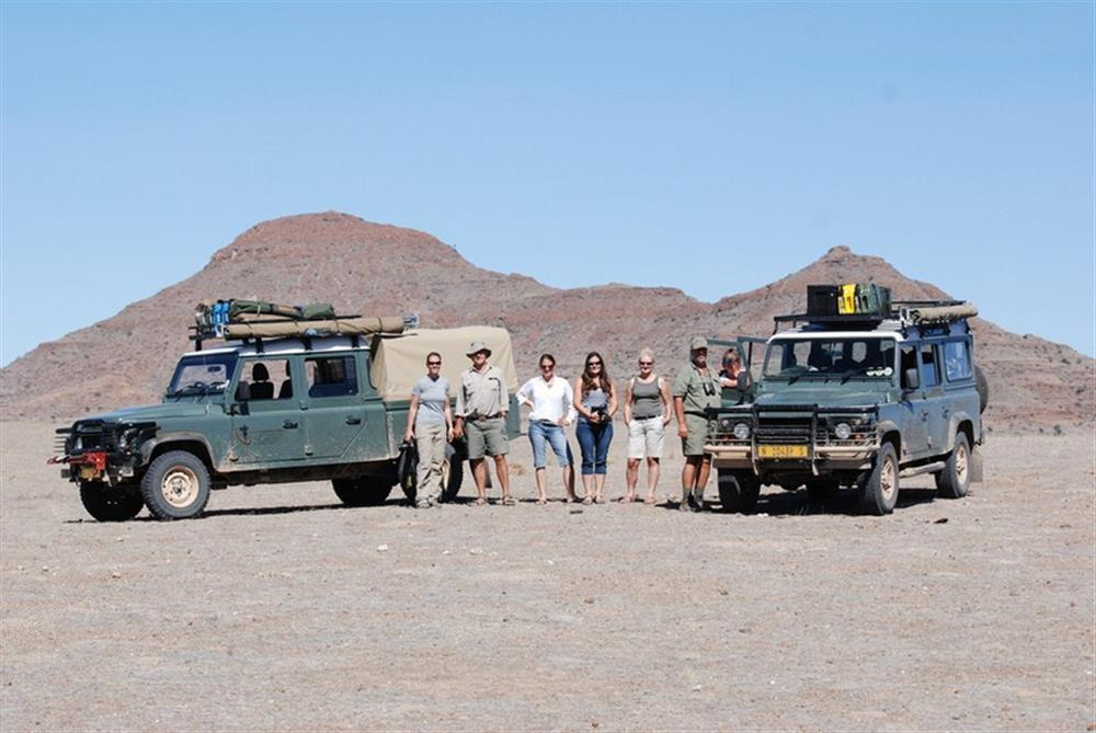 Conservancy Safaris