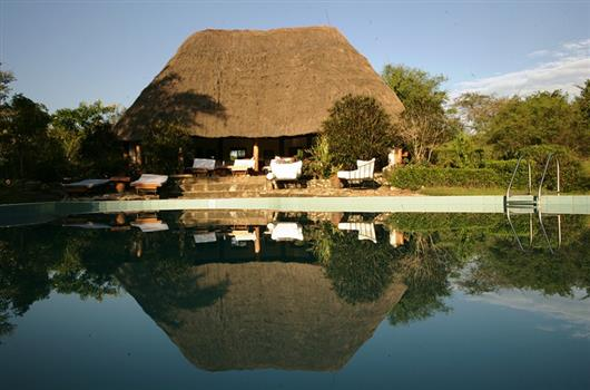 Semliki Safari Lodge