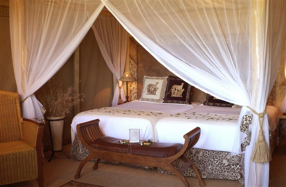 Mkuze Falls Tented Lodge