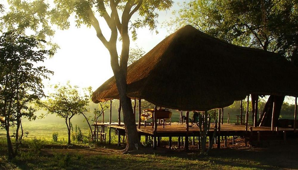 Nanzhila Plains Safari Camp