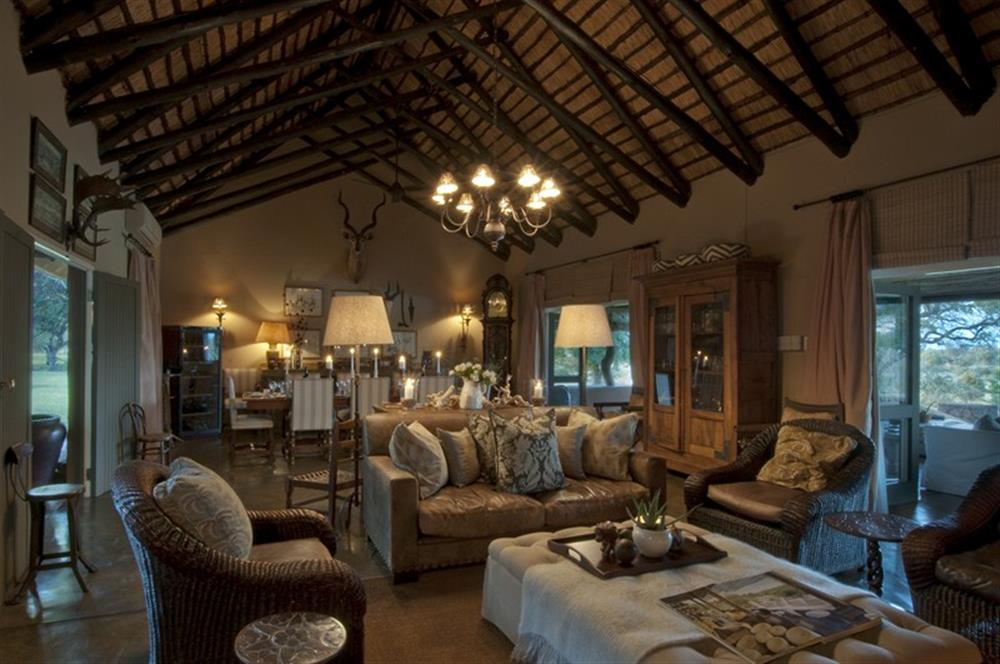 Singita Castleton Camp