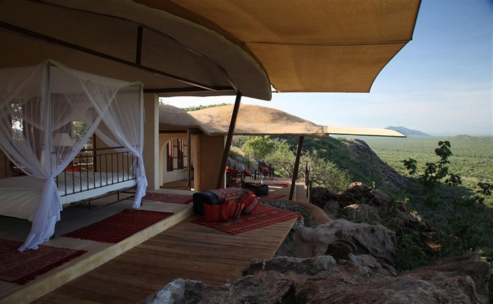 Saruni Samburu Lodge