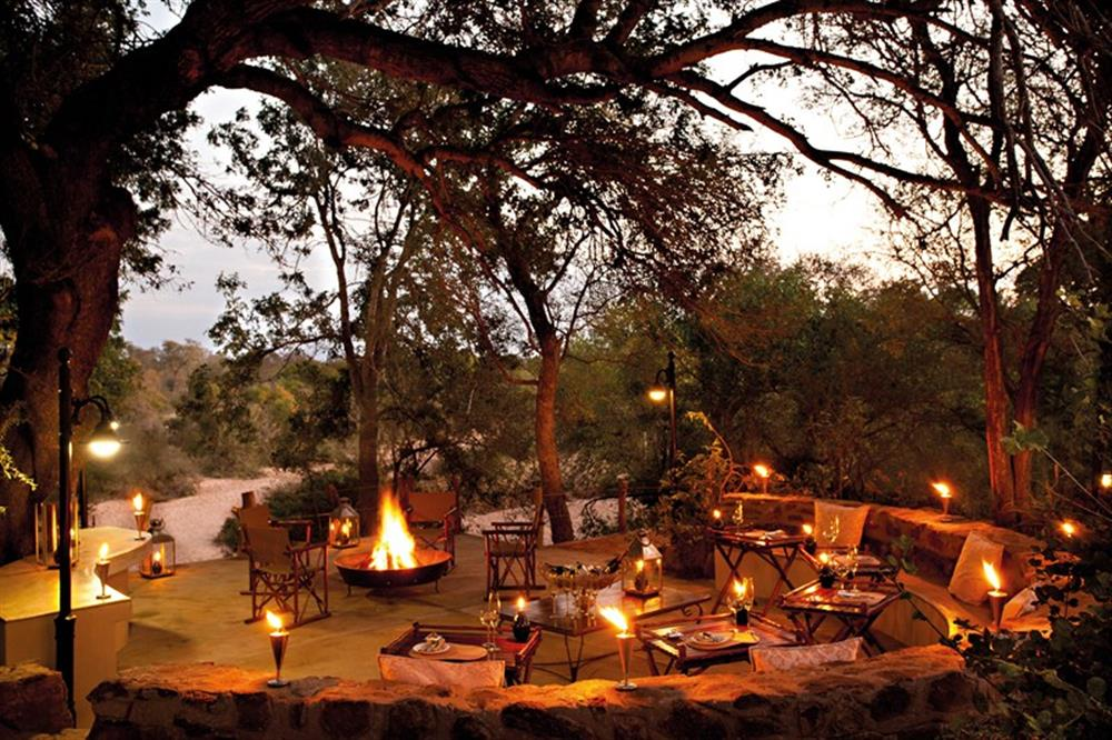 Waterbuck Private Camp