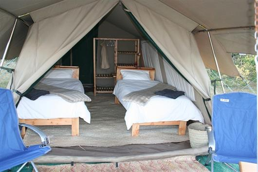 Ngorongoro Wilderness Camp