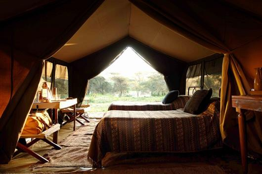 Serengeti Safari Camp