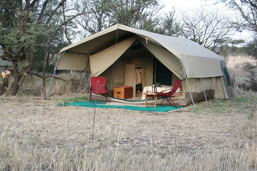 Serengeti Wilderness Camp