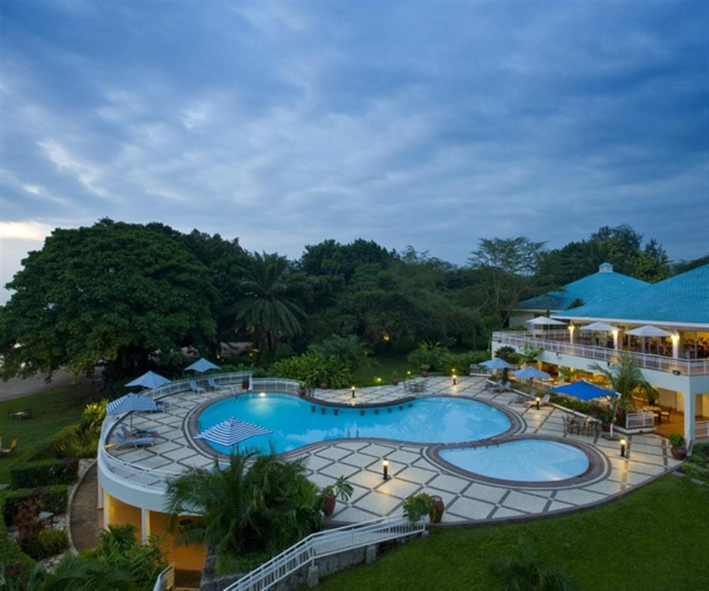 Lake Kivu Serena Lodge