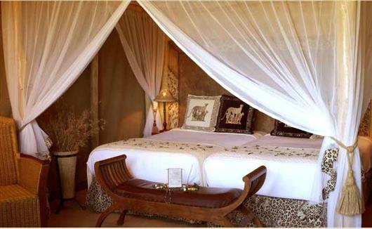 Mkuzi Falls Tented Lodge