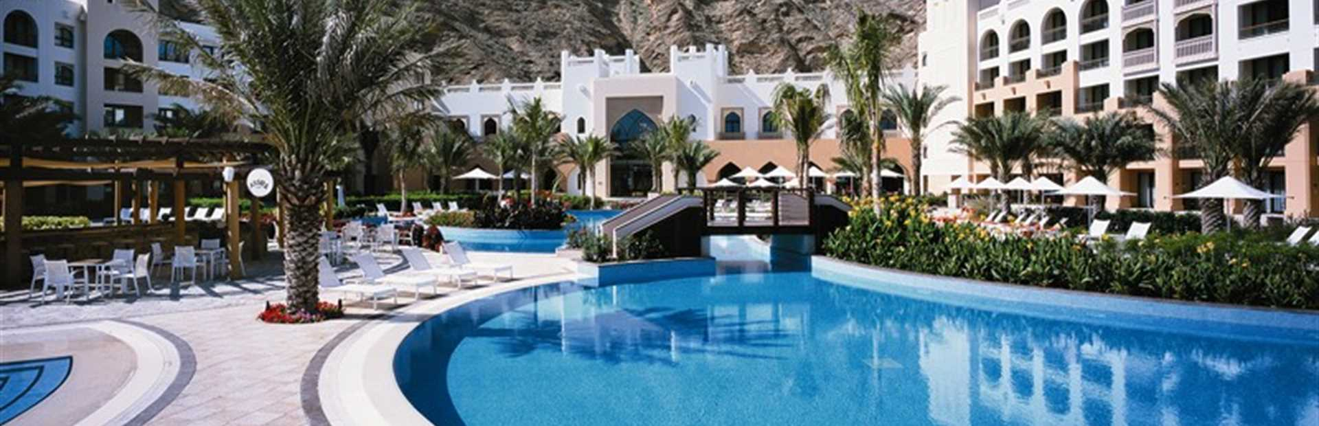 Barr Al Jissah Resort and Spa