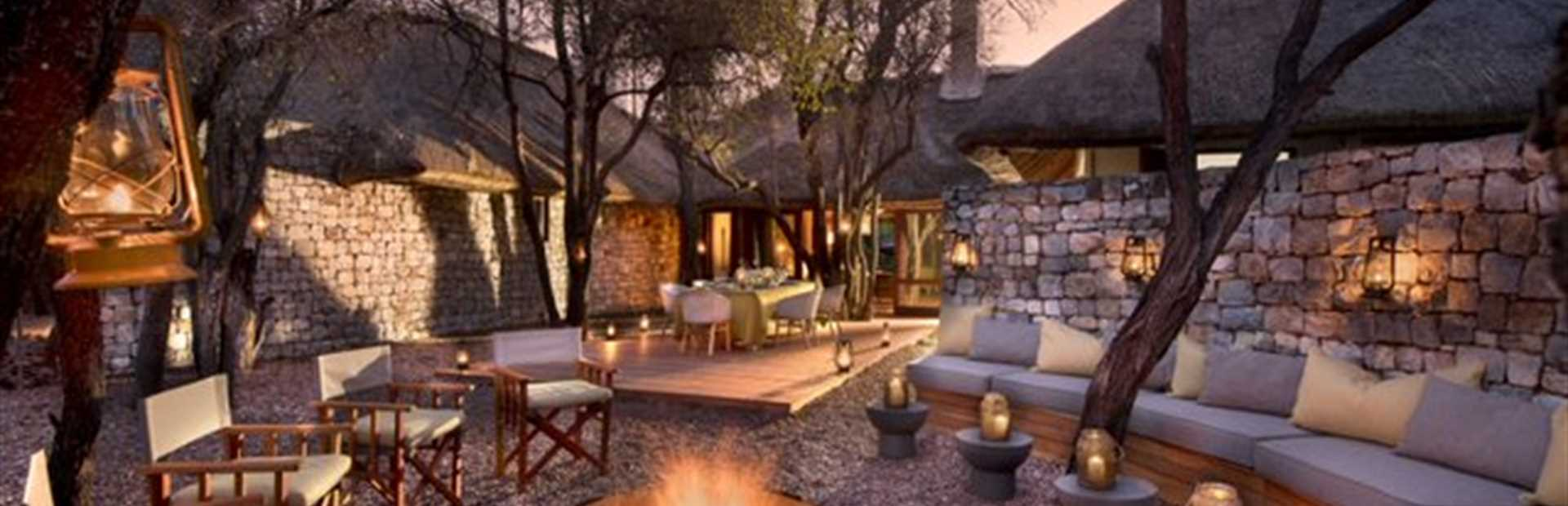 Morukuru River House (private safari house)
