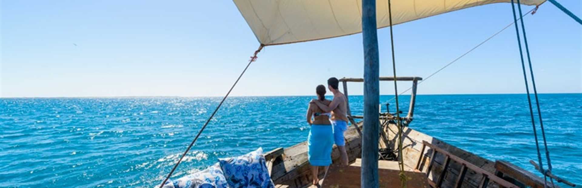 Mozambique - Dhow Safari