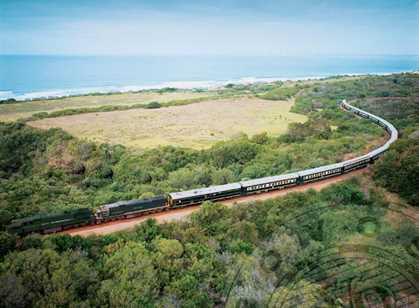 South Africa - Rovos Rail - Pretoria to Cape Town
