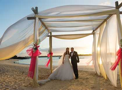 Mauritius Luxury Wedding