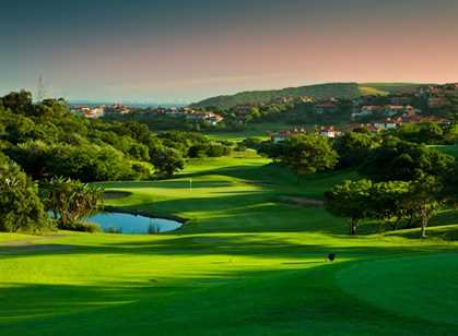 South Africa - KwaZulu Natal Golf & Battlefields