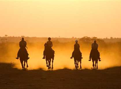 Botswana - Horse Riding Safari