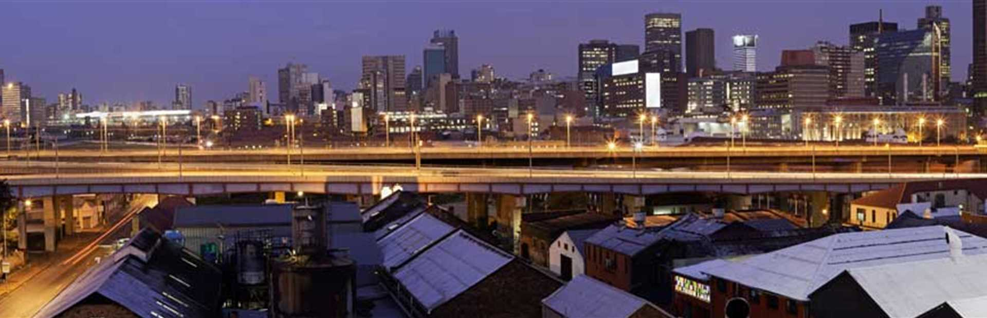 Johannesburg & Surrounds